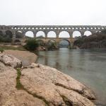 Akvadukt Pont du Gard